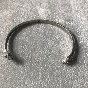 House of Harlow Pave Cuff-Silver-NWOT